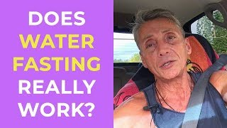 Does Water Fasting Really Work? | Dr. Robert Cassar