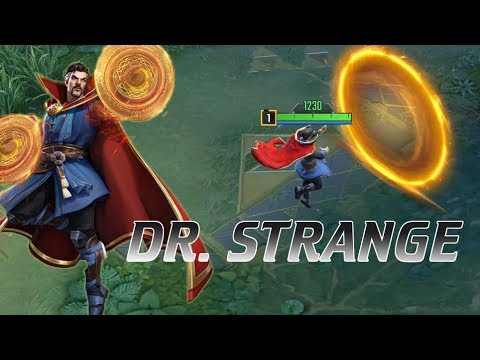 MARVEL Super War: New Hero DOCTOR STRANGE Gameplay