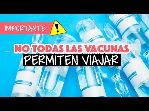 Estas 4 Vacunas Covid-19 Han Sido Aprobadas Para Viajar