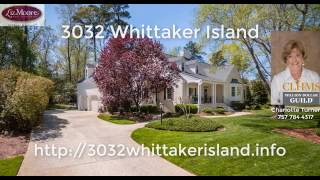 Home for sale 3032 Whittaker Island Rd (Governor's Land), Williamsburg, VA