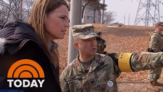 See How One North Korean Soldier Escaped To South Korea | TODAY