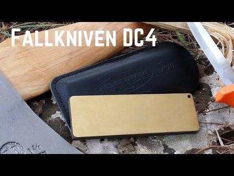 Fallkniven DC4 - Pietra affilatrice - Test & Review