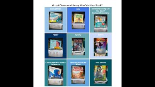 How To Make A Virtual Classroom Library?