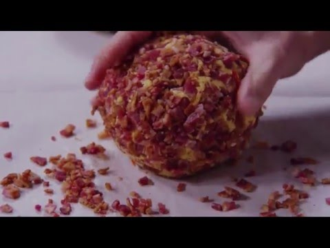 Bacon Cheese Ball Appetizer Recipe