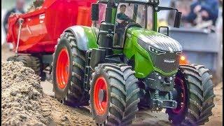RC Tractors work HARD!