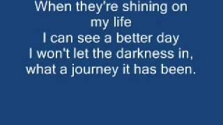 the journey by lea salonga lyrics