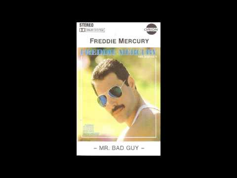 Freddie Mercury - Let's Turn It On (Original Audio Cassette 1985)