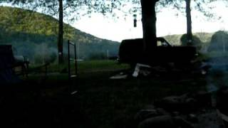Almost Heaven Campground Forksville Pa