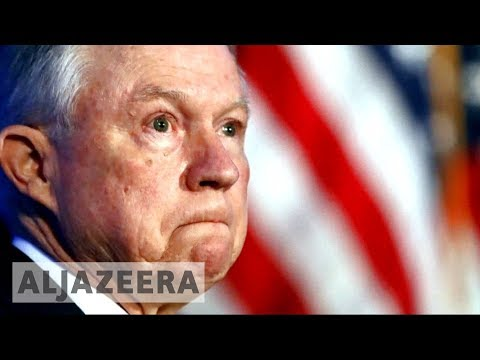 Mueller's team grilled Sessions in Russia probe