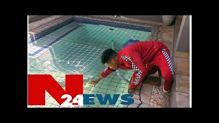 Nasty c criticised for buying a 'pet shark'