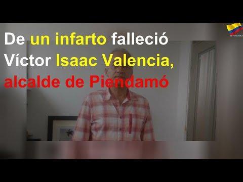 Cauca: murio de un infarto el alcalde de Piendamo
