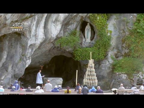 Chapelet à Lourdes du 4 juin 2020
