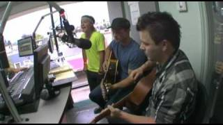 These Kids Wear Crowns - Acoustic -We All Fall Down on the 89.5 the HAWK
