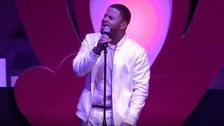 RJ Griffith - Valentine's Day Performance at FCC