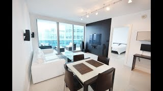 FOR RENT: 1/1.5 Epic Residences #3911(Miami Downtown/Brickell) - $2600 (annual lease)