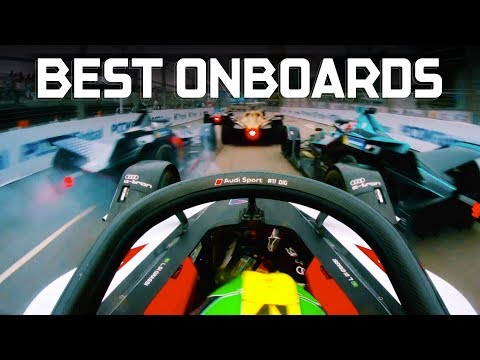 Best Onboards | 2019 HKT Hong Kong E-Prix | ABB FIA Formula E Championship