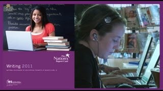 NAEP 2011 Writing Computer-Based Assessment Results video image