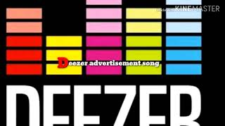 Deezer advertisement song/The song You were searching for!