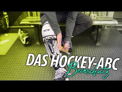 DAS HOCKEY ABC - BEINSCHUTZ | HOCKEYSHOP FORSTER