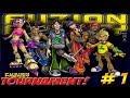 Xbox: Fuzion Frenzy Tournament Mode Part 1 Yovideogames