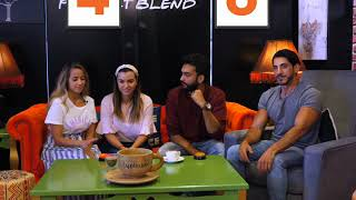 'Friends' Quiz... Inside a Central Perk-Themed Coffee Shop