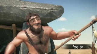 Forge of Empires Leader 30 US TV Commercial