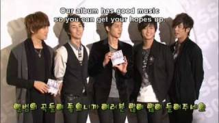 SS501 Making of Persona in Taipei (5/6) [Eng Sub]