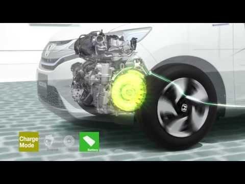 Фото к видео: Honda Earth Dreams Technology