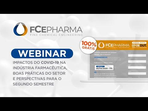 Os impactos do COVID-19 na indústria farmacêutica