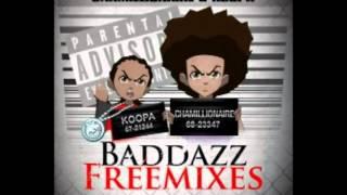 Royce & Eminem Ft. Chamillionaire - Fast Lane Badazz Freemix