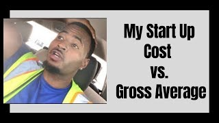 HOTSHOT TRUCKING : Start Up Cost and What I Make Going Home Every Weekend!!!