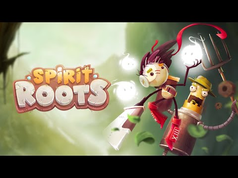 Spirit Roots Game Official Trailer Video thumbnail