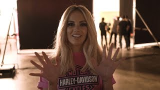 Samantha Jade   Bounce (Behind The Scenes)