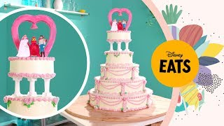 The Wedding Cake From The Little Mermaid | Disney Eats