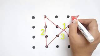 16 Dot Problem in Easy Step