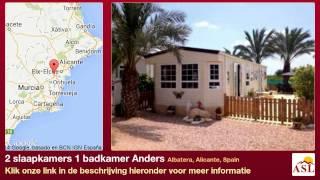 preview picture of video '2 slaapkamers 1 badkamer Anders te Koop in Albatera, Alicante, Spain'