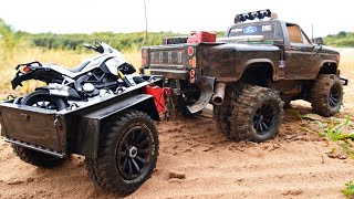 RC Car OFF Road Sands Extreme Pictures