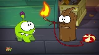 Om Nom Stories: Puppeteer   Cut the Rope: Magic    Season 4 Episode 6   Cartoon For Kids