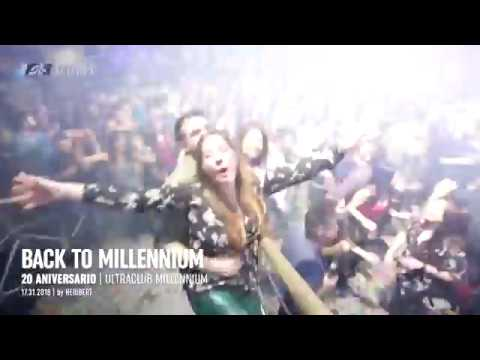Back to Millennium | Ultraclub Millennium [17.3.2018]