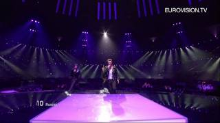 Alexey Vorobyov - Get You (Russia) - Live - 2011 Eurovision Song Contest Final