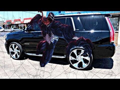 CHEVY TAHOE GET 26 INCH ASANTI WHEELS LAWSUIT JERRY GETS MUSIC
