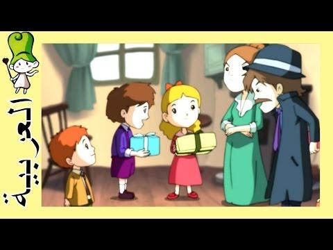 رأس الجزرة | قصص اطفال (AR.BedtimeStory.TV)