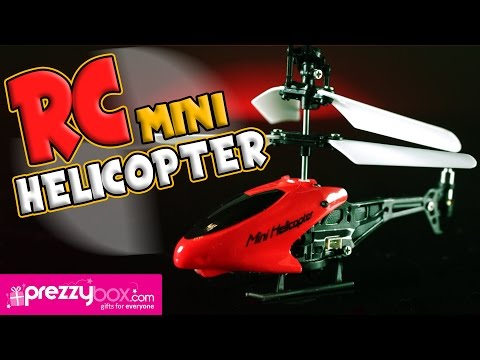 Remote Control 3.5CH Micro Helicopter With Gyro