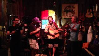 Water Came From the Well- High Ground Drifters Bluegrass Band
