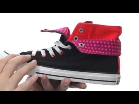 Converse Kids Chuck Taylor® All Star® Two-Fold (Little Kid/Big Kid) SKU:#8152888