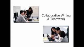 Collaborative Writing and Teamwork