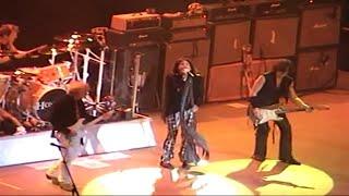 Aerosmith LIVE Honkin' on Bobo Tour, Philadelphia, PA   April 14, 2004
