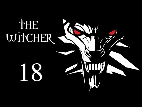 The Witcher (Ведьмак) - Храмовый квартал [#18]