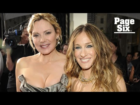 SJP and Kim Cattrall's friendship is finished | Page Six