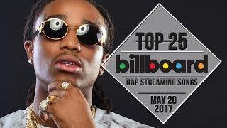 Top 25 • Billboard Rap Songs • May 20, 2017 | Streaming-Charts
